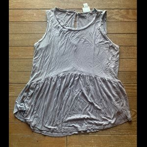 Mossimo Baby Doll Top
